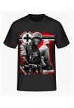 Deutscher Soldat Balkenkreuz - T-Shirt