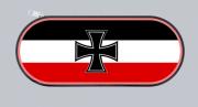 Reichskriegsflagge - Federmappe