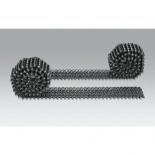 Tiger Metallketten späte Version ohne Treib/Leiträder für Tiger 3818