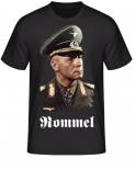 Erwin Rommel Color T-Shirt