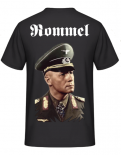 Erwin Rommel Color Rücken T-Shirt