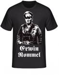 Erwin Rommel T-Shirt Rücken II